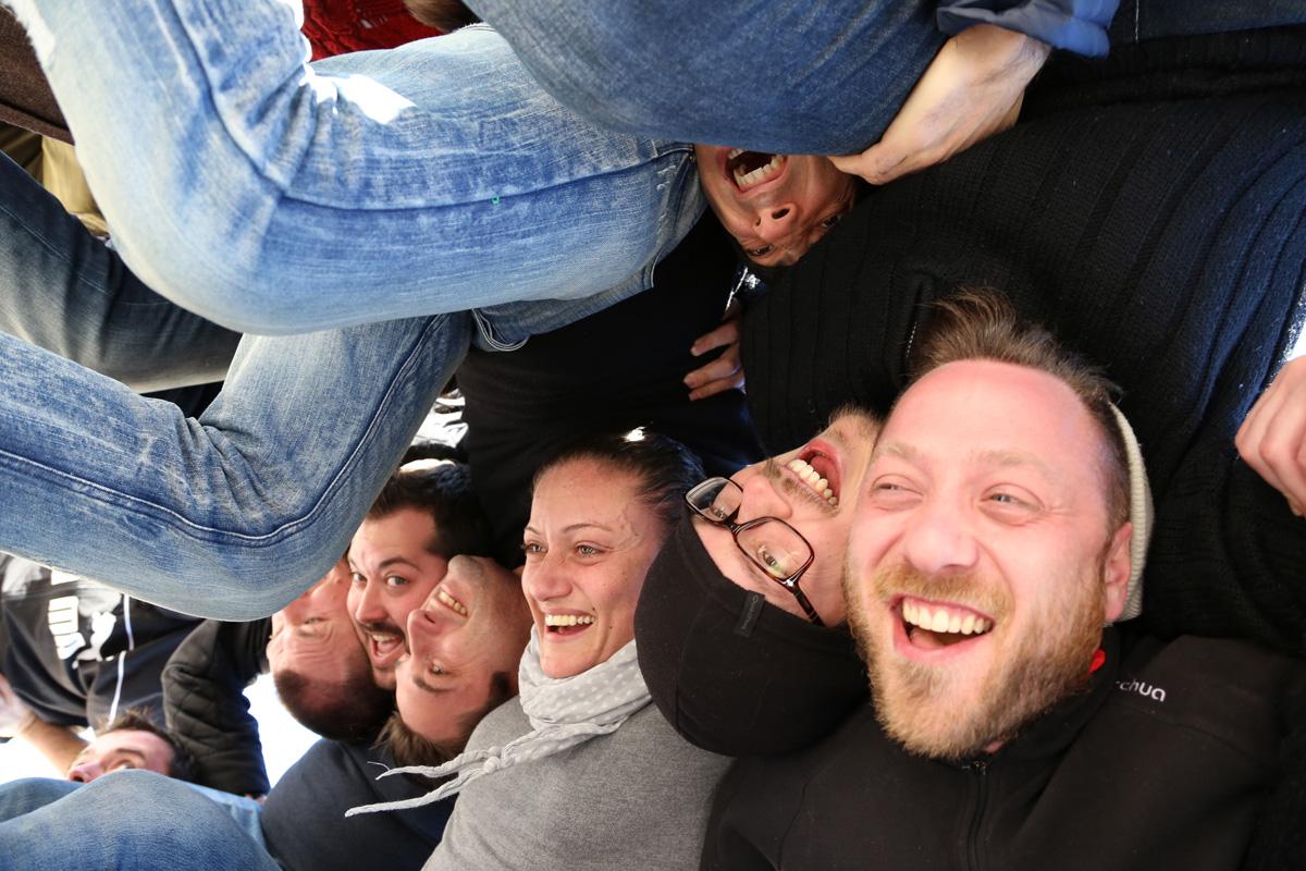 Team Building Verona - Formazione Esperienziale - Reckitt Benckiser