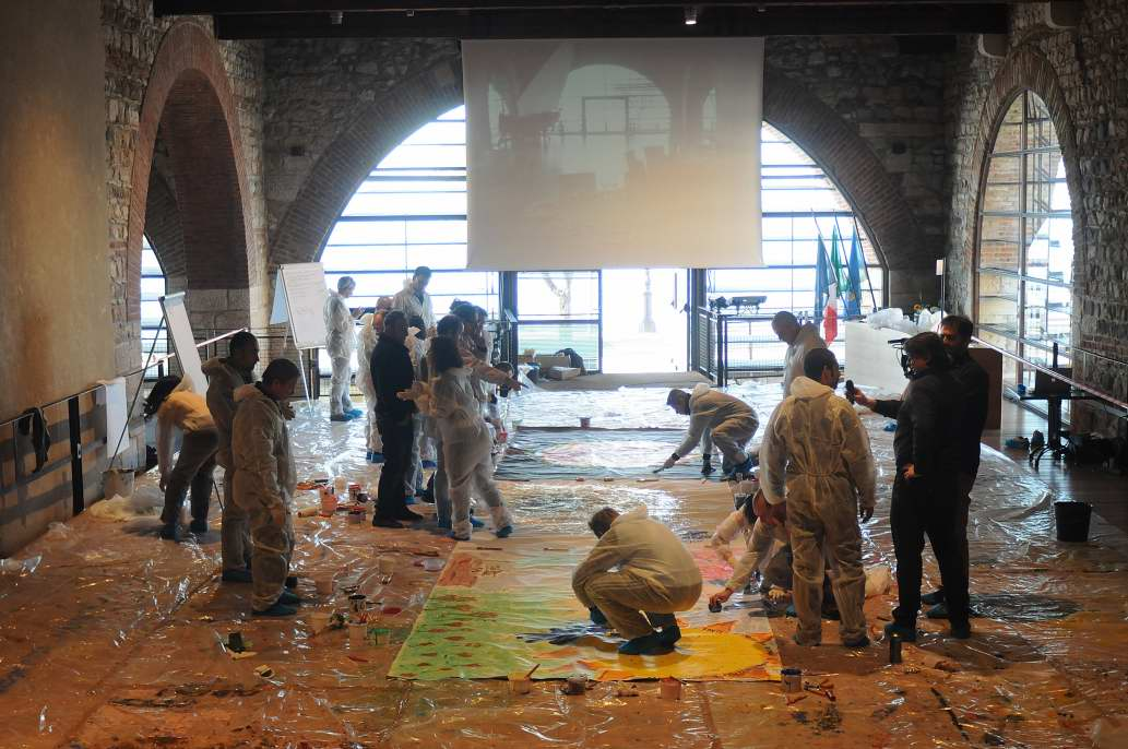 Work in Progress - Coloplast - Active painting - Incentivazione
