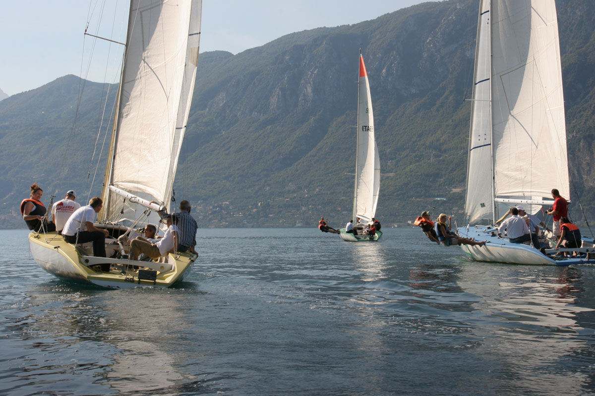 team building verona - incentivazione - Regata Velica